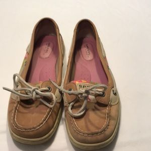 SPERRY Top Sider Women Sz 7.5 Shoes